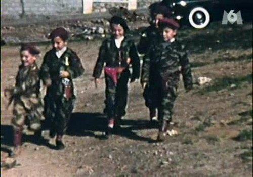 дети 1950-е