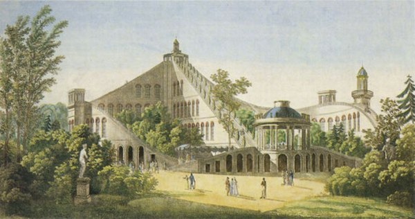 рус горки 1817 ланглуа
