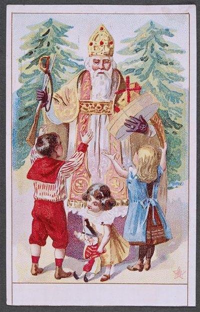 Св Ник разд игрушки 1890 1914 Муз цив