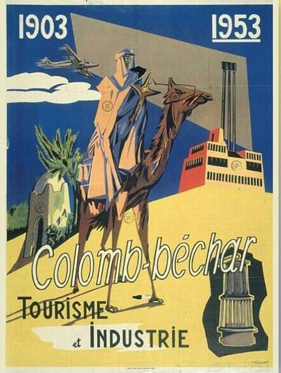 Колон Бешар Туризм 1953