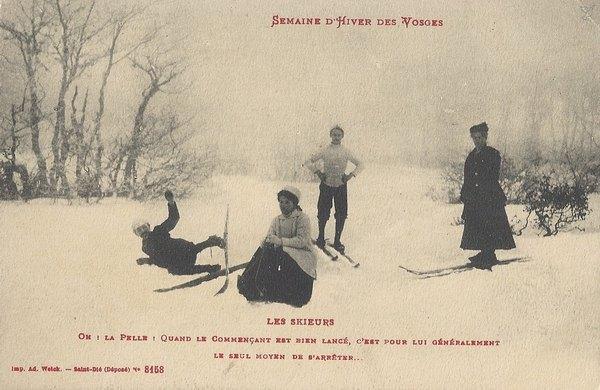 Вогезы лыжи 18