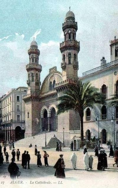 Алжир собор св Филиппа