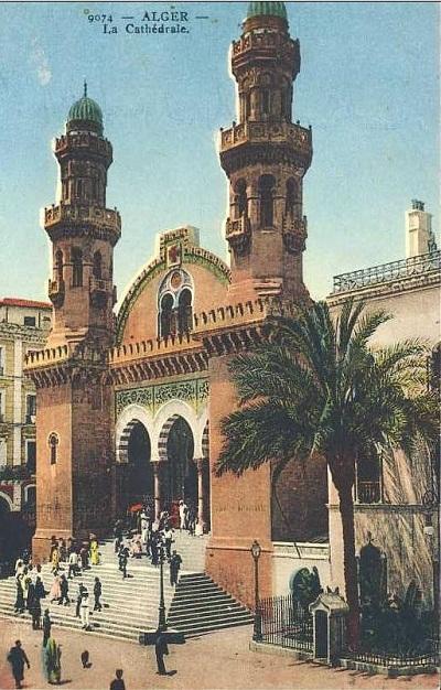 Алжир собор св Филиппа 13