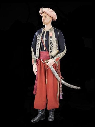 капитан зуавов 1830 1833