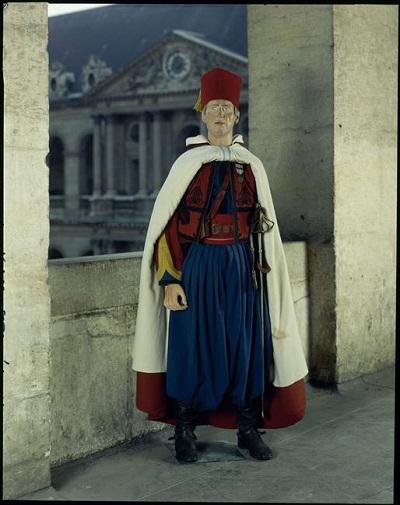 парад форма бриг писарь алж спаги европ 1910 2