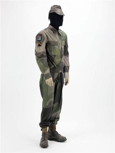 сержант 6 пар полка морской пехоты