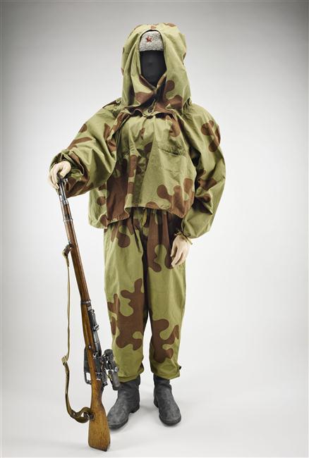 Снайпер ж 1943 Муз армии