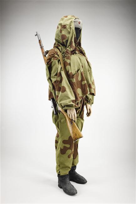 Снайпер ж 1943 Муз армии2
