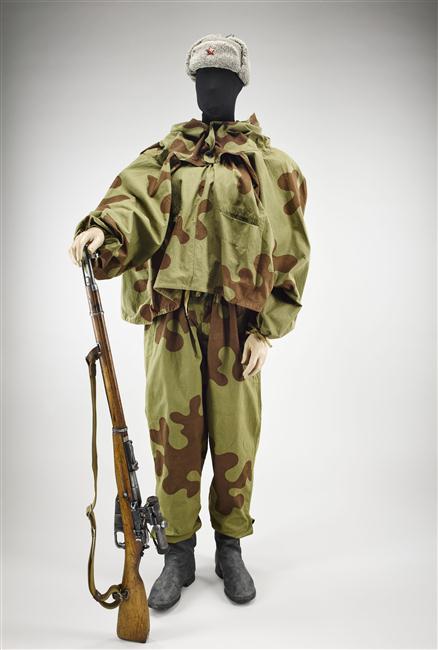 Снайпер м 1943 Муз армии