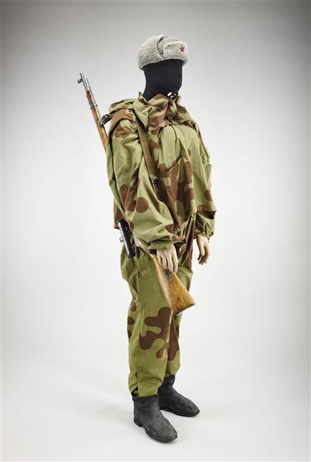 Снайпер м 1943 Муз армии2
