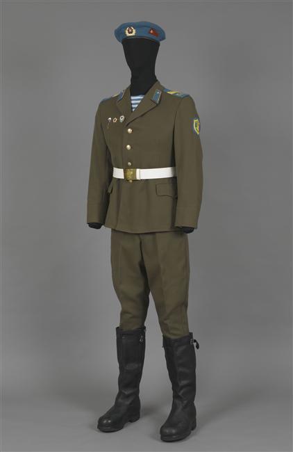 ст сержант десанта 1984 муз арм