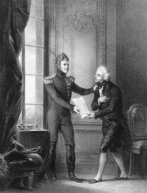 Alexandre 1803 Указ о вольных хлебопашцах Julien Ist musee