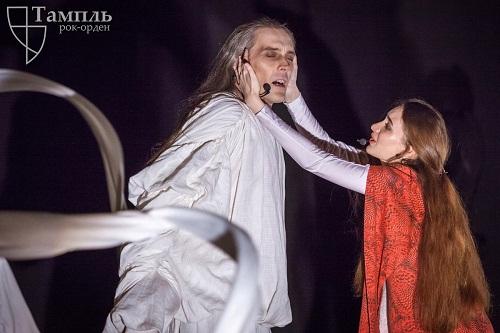 М и Р Андрей Попов Ирина Уразаева