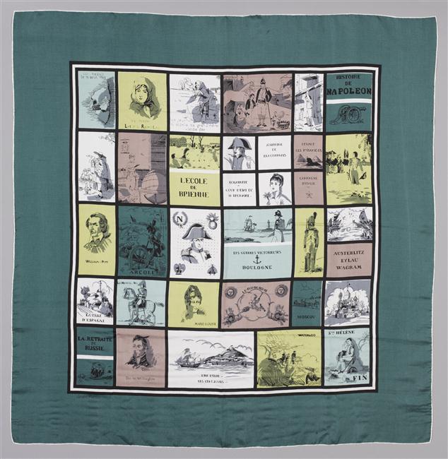 Платок История Нап в 30 картинах 19 в Мальмезон