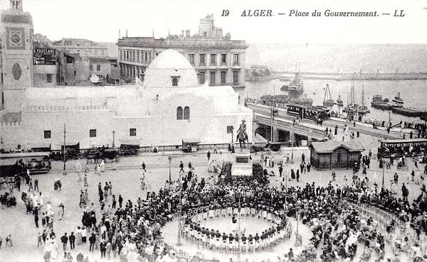 Алжир пл Правительства 5.jpg