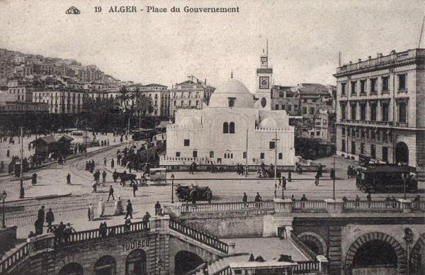Алжир пл Правительства 7.jpg