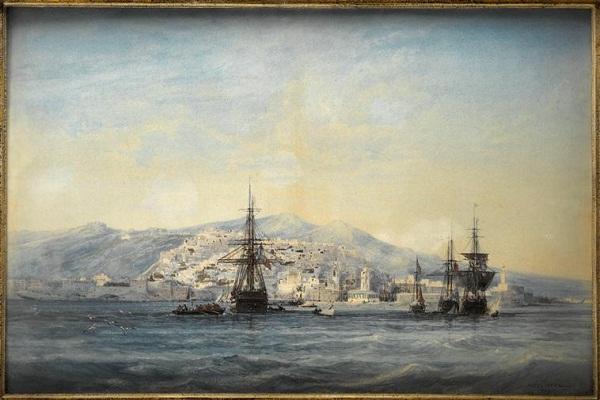 Вид на алжир 19 в ж а ноэль Муз Бонна-эллье Байонна.jpg