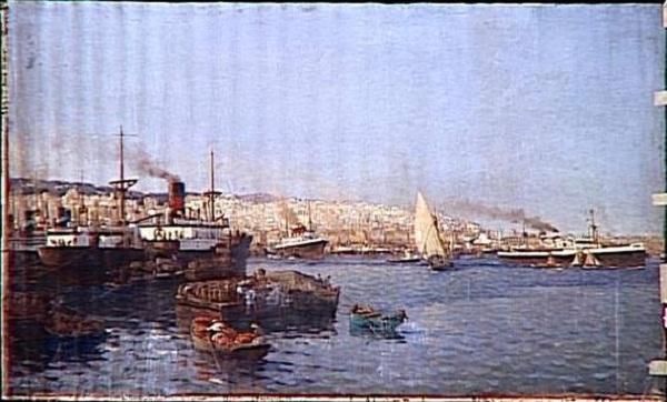 Порт Алжира Жобер П Бранли.jpg