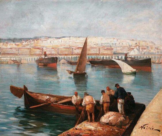 Порт Алжира Нуаре М.jpg