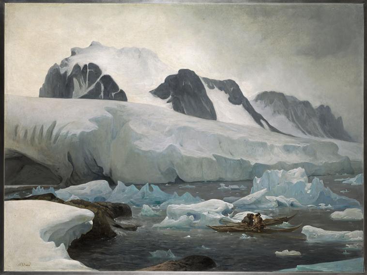 Эскимосский каяк 1842.jpg