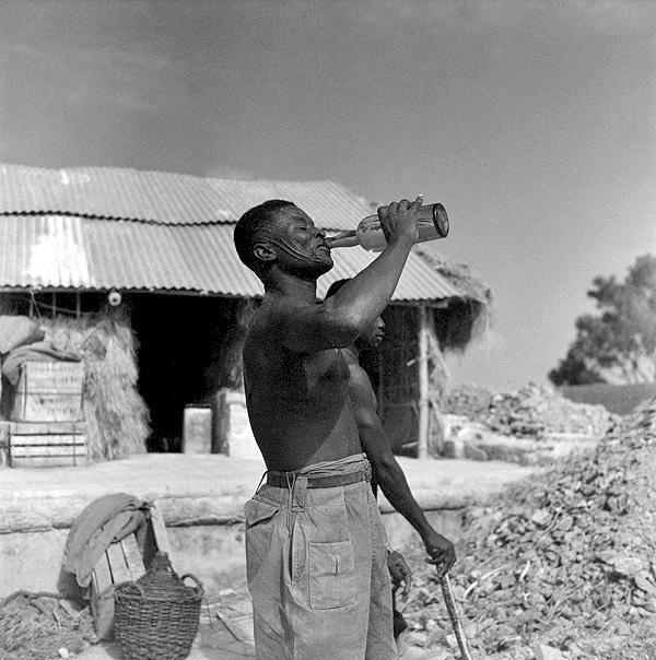 Сененгальский стрелок 25  марш бат сен стр Тонкин 1950.jpg
