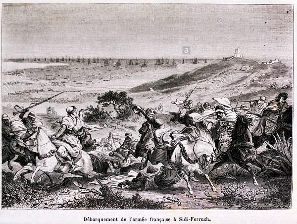 Высадка фр в Сиди Ферруш 14 июля 1830.jpg