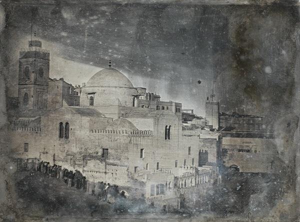 Алжир мечеть на пл Правительства 1844.jpg