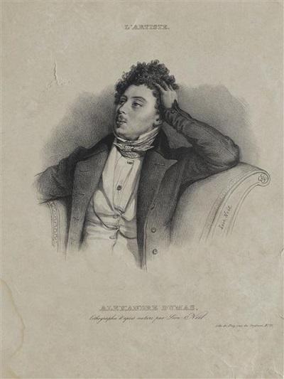 Дюма 1830 А Л Ноэль Гран Пале.jpg