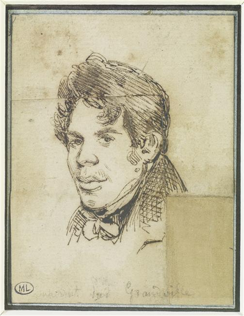 Дюма Гранвиль Лувр.jpg