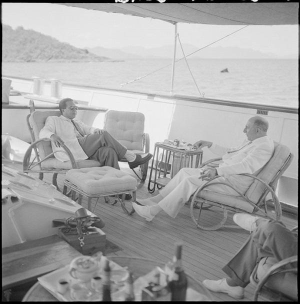 Встреча Бао Даи и де Латтра 7 мая 1951.jpg