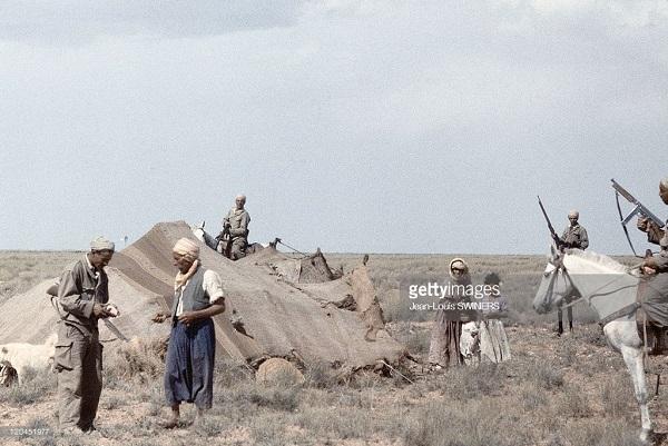 Контроль Арки на юге Оранского деп  1959 Жан-Луи Свинерс.jpg