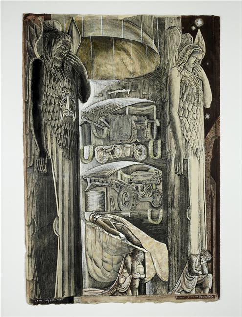 надгробье парашютиста 1945 Жан Пьер Анри Дельпеш Муз армии.jpg