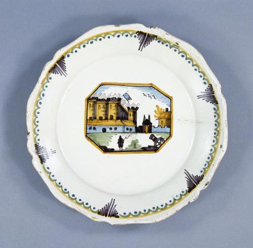 Взятие Бастилии 18 в тарелка Карнавале3.jpg