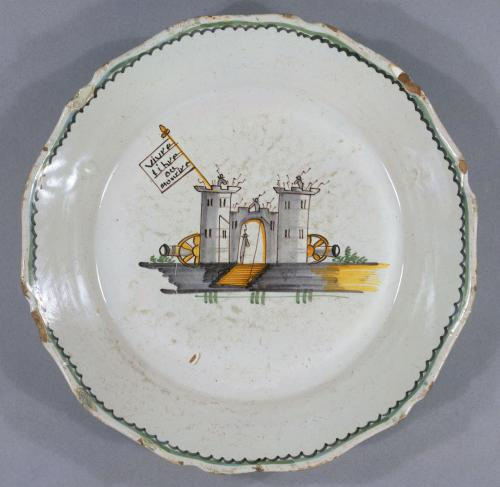 Взятие Бастилии 18 в тарелка Карнавале5.jpg