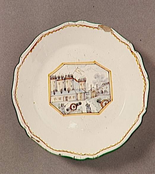 Взятие Бастилии тарелка 18 в Марспель муз цив.jpg