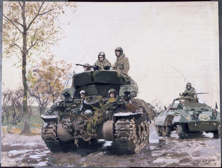 1 армия в октябре 1950.jpg