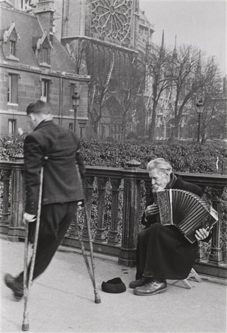 инвалид и аккордионист 1953.jpg