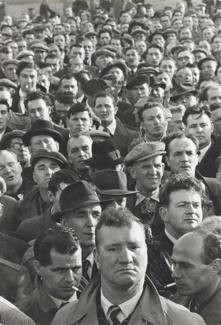 забастовка докеров в Ливерпуле 1954 Мапрк Рибу 2.jpg