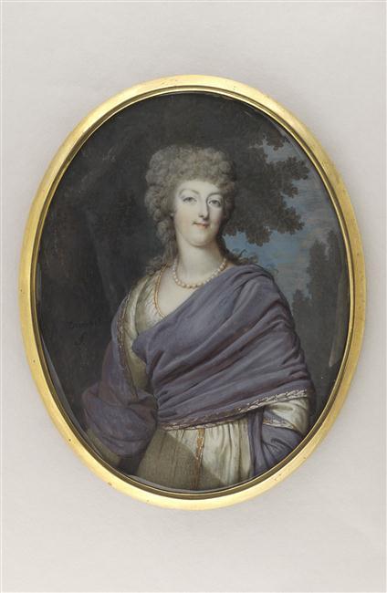 Мария Антуанетта предп 18 в Ф Дюмон ст Лувр.jpg