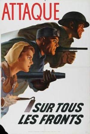 Атакуй на всех фронта Канада 1943.jpg