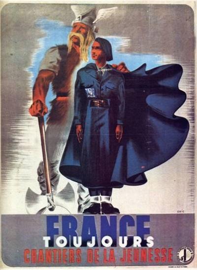 Chantiers de la jeunesse française.