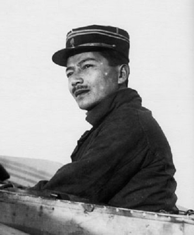 Do Huu Vi, первый летчик-вьетнамец.