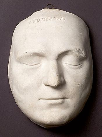 Alexandre посмертная маска.jpg