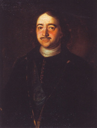 Петр I 1717 Каравак Рус муз.jpg
