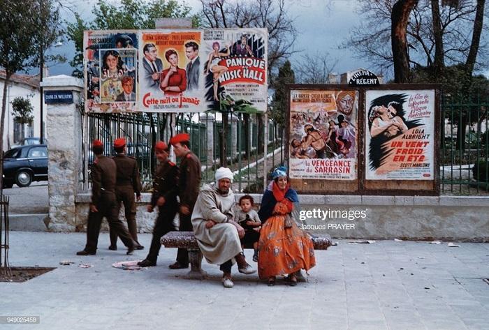 Воскресенье в аин Бейда 1961 Жак Прейер.jpg