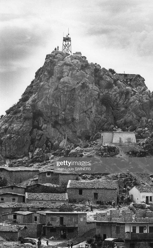 Деревня у воен поста 1959 Свинер.jpg