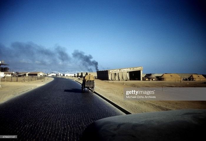 На американской военной базе в Алжире в 1943 году -1.