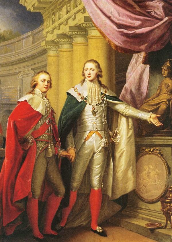Alexandre 1795 + Константин Лампи Эрмитаж1.JPG