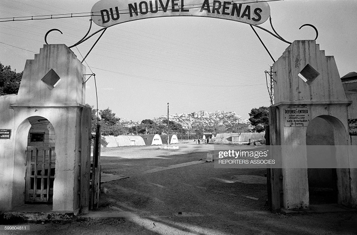 1 Лагерь Гран арена в Марселе 22 янв 1962 21.jpg