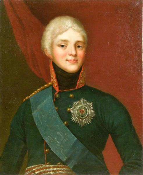 18 Alexandre 1800-е Неизв Рыбинский музей.jpg